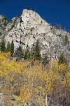 Golden Arete Area, Canyon Creek