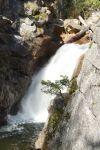 First Falls Blodgett Canyon
